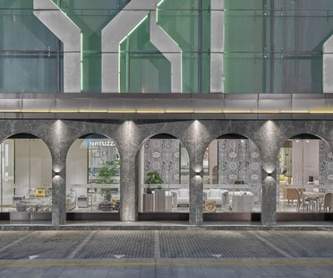 Il design italiano protagonista a New York e in Cina con Vudafieri-Saverino Partners