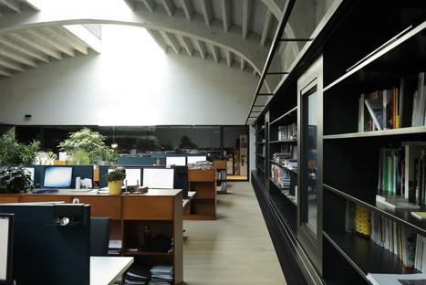 3LHD trasforma il Cinema Urania di Zagabria in Studio d'Architettura