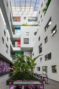 Dal Pian Arquitetos Módulo Rebouças Building – Nubank Headquarters San Paolo Brasile