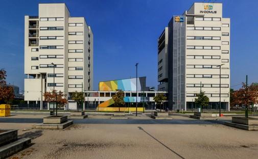 Giuseppe Tortato Architetti Interior Design per Campus Certosa
