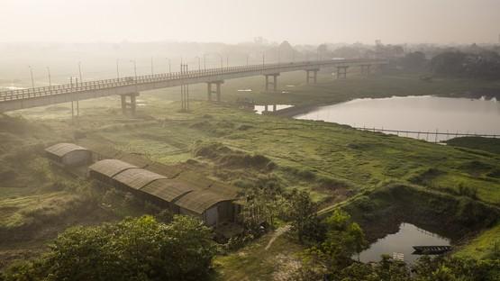 Saif Ul Haque Sthapati Arcadia Education Project in  South Kanarchor Bangladesh