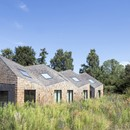 Blee Halligan Architects da fienile a B&B, Five Acre barn nel Suffolk