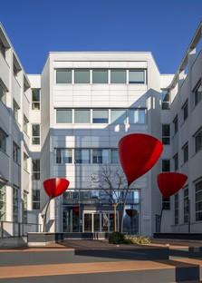 L22 Urban & Building di Lombardini22, Nuova immagine urbana dell'edificio Sarca 222