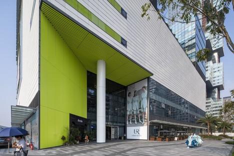 Rocco Design Architects Associates Vanke Cloud City Nanshan District Shenzhen