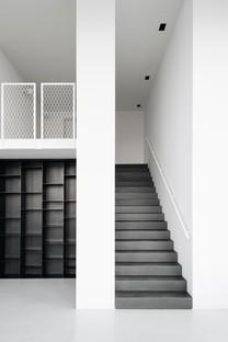 Lissoni & Partners architettura, natura e industria sul lago - Fantini Headquarters a Pella