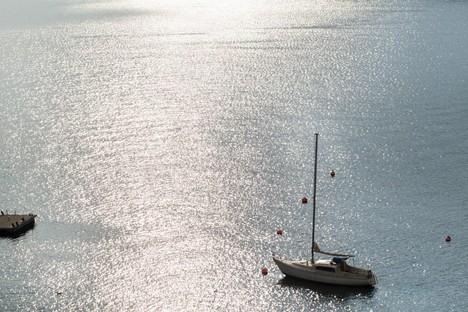 Philippe Starck restyling La Réserve Eden au Lac Zurich Zurigo