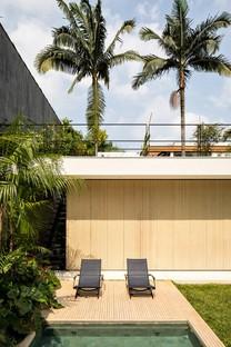 CR2 Arquitetura Jacupiranga House San Paolo Brasile