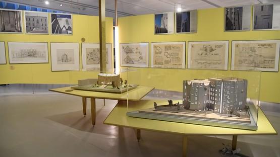 Gio Ponti Amare l'architettura al Maxxi e le altre mostre, si riparte