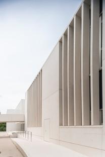 Panorama Architecture Campus di ricerca MMSH Aix-en-Provence