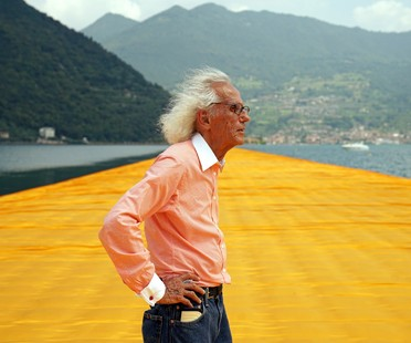 Addio all'artista Christo, pioniere della land art