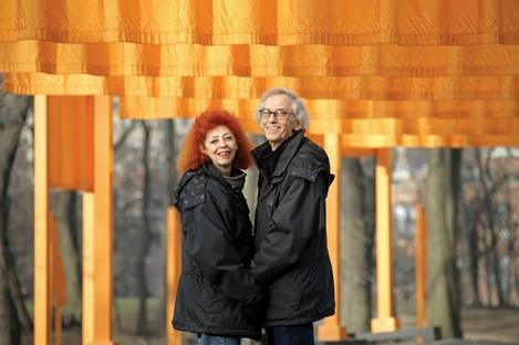 Addio all'artista Christo, pioniere della land art