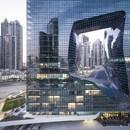 Zaha Hadid Architects ME Dubai hotel e the Opus a Dubai