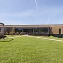 KKE Architects ampliamento del St David's Hospice Newport