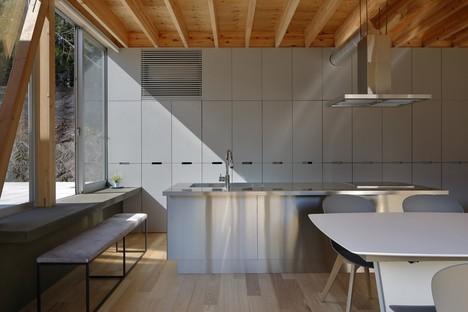 Yamazaki Kentaro Design Workshop una terrazza in città Hayama House