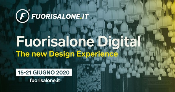 Un evento tutto digitale per la Milano Design Week Fuorisalone Digital