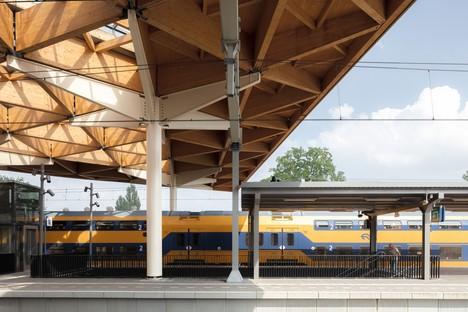 Completata la nuova stazione di Assen firmata da Powerhouse Company e De Zwarte Hond