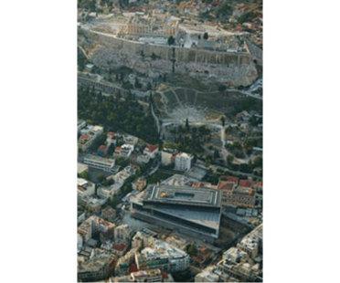 New Acropolis Museum, Atene - Bernard Tschumi