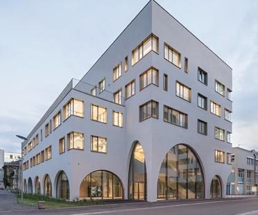 Berger+Parkkinen Associated Architects Laboratori dell'Istituto di Farmacia Salisburgo