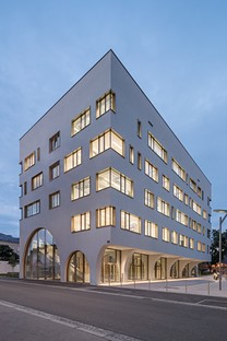Berger+Parkkinen Associated Architects Laboratori dell'Istituto di Farmacia Salisburgo
