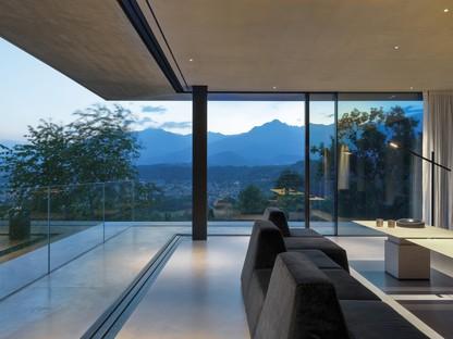 Federico Delrosso Teca House un rifugio trasparente immerso nella natura