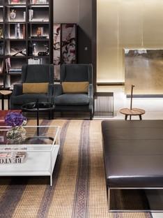 Lissoni Casal Ribeiro interior design Hotel Café Royal Londra