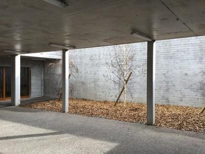 ateliers o-s architectes ampliamento edificio scolastico a Lugrin
