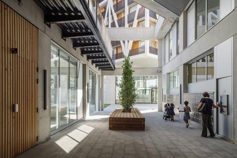 Brenac & Gonzalez & Associés e MOA Architecture 2 Torri residenziali a Parigi