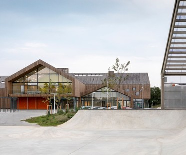 CF Møller Architects The Heart in Ikast vince Civic Trust Awards