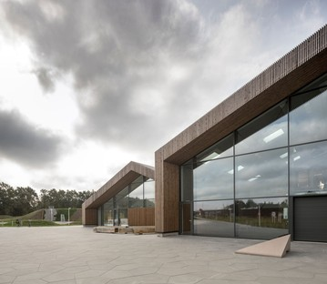 CF Møller Architects The Heart in Ikast vince Civic Trust Awards