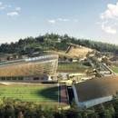 Korean National Football Centre di Seoul vince progetto UNStudio