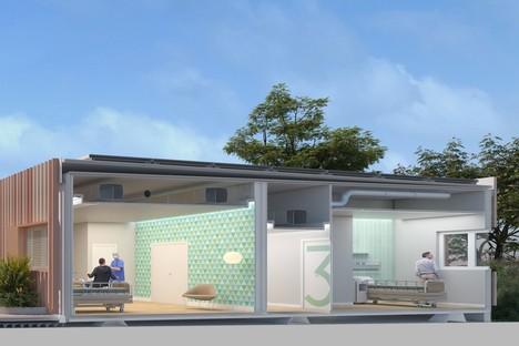 FTA Filippo Taidelli Architetto Emergency Hospital 19 ospedale modulare e sostenibile
