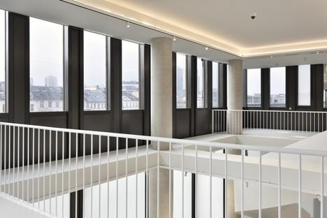 SOA Architectes edificio La Fab. The agnès b. collection Parigi