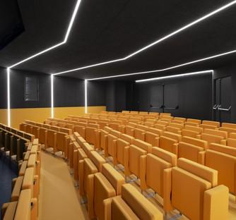 SBG architetti ROBOHUB l'Atelier di robotica della scuola Curiel di Rozzano