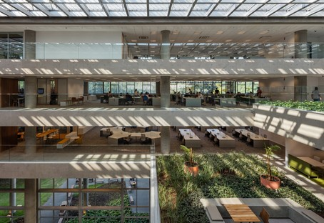 Dal Pian Arquitetos Natura Headquarters a San Paolo