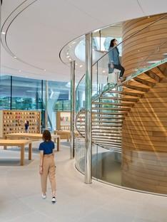 Foster + Partners Apple Central World un nuovo iconico store per Bangkok