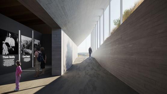 Henning Larsen Architects svela il progetto della Theodore Roosevelt Presidential Library