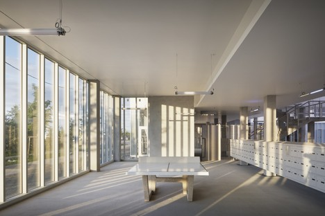 SOA Architectes Residenza per studenti a Gif-sur-Yvette Francia