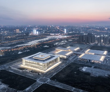 gmp completato il Silk Road International Conference Center di Xi'an