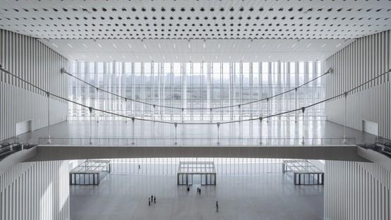 gmp completato il Silk Road International Conference Center di Xi'an