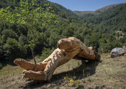 Arte e paesaggio in Italia, dalle Dolomiti al Parco Nazionale d'Abruzzo, Lazio e Molise