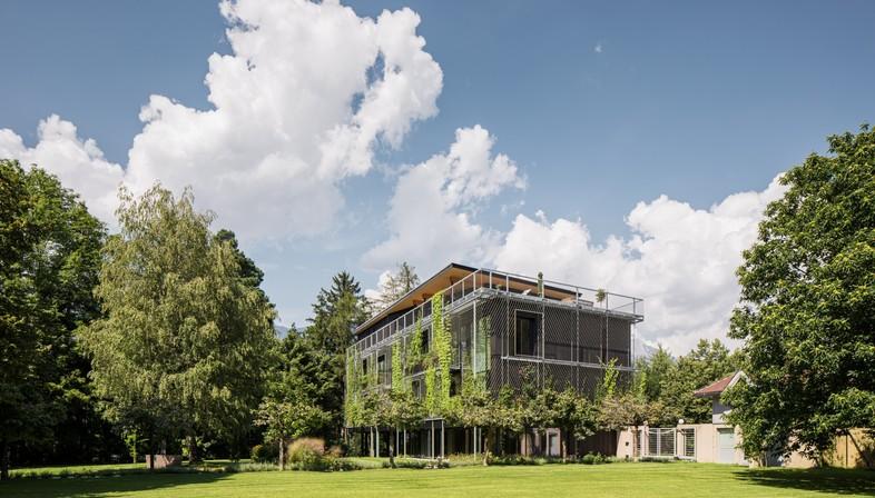 Snøhetta nuova sede centrale di ASI Reisen a Natters
