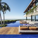 SAOTA Hillside casa con vista sullo skyline di Los Angeles