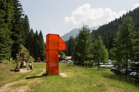 Attraverso le Alpi mostra sulle trasformazioni del paesaggio alpino