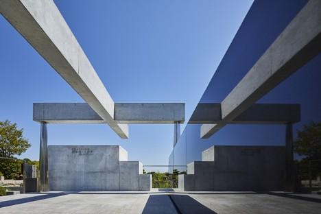 Takeshi Hosaka Architects La tomba della chiesa di Kamakura Yukinoshita