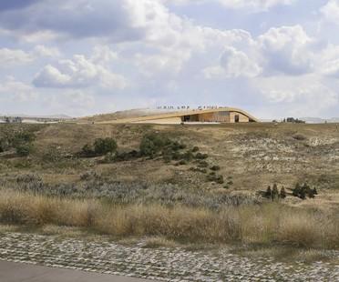 Snøhetta vince il concorso per la Theodore Roosevelt Presidential Library