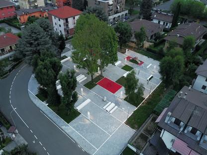 DAP studio via Monviso Square Garden a Garbagnate