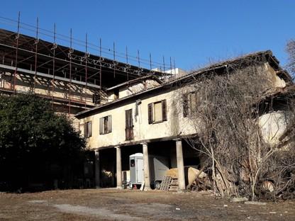 Piuarch recupero della Cascina Sella Nuova di Milano
