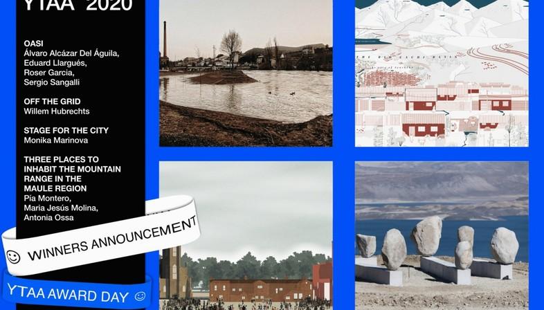 I vincitori di Young Talent Architecture Award 2020