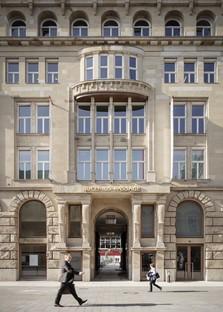 gmp progetta una ristrutturazione nel cuore di Amburgo:  Alter Wall 2-32
