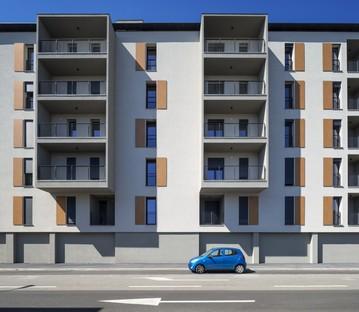 Lombardini22 QUID Quintiliano District social housing a Milano